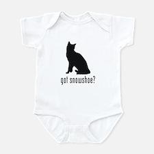 Snowshoe Infant Bodysuit