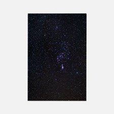 The Orion Constellation Rectangle Magnet