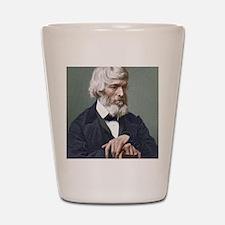 Thomas Carlyle, Scottish author Shot Glass