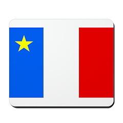 Acadia Flag Mousepad