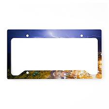 Port Lincoln Storm License Plate Holder