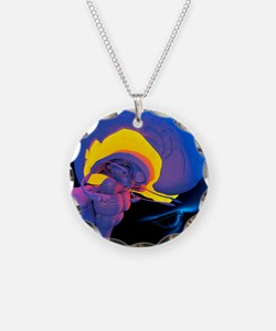 Temporal lobe in the brain,  Necklace