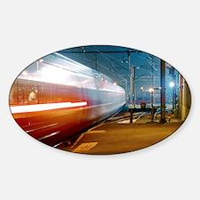 TGV train Decal