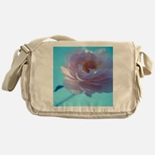 Tea rose Messenger Bag