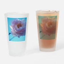 Tea rose Drinking Glass