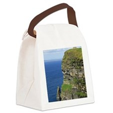 Cliffs of Moher Canvas Lunch Bag