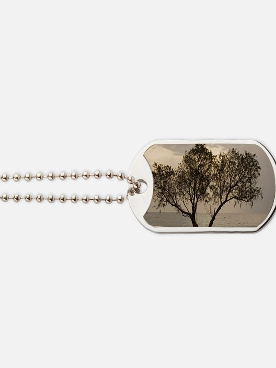 Tamarisk tree Dog Tags