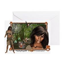 Native Princess Greeting Cards (Pk of 10)