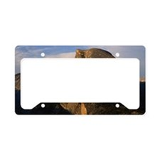 Half, Dome,, Yosemite, Nation License Plate Holder