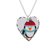 Cold Penguin  Necklace