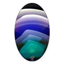 Surface of a lens Decal
