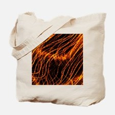 Superstrings, conceptual artwork Tote Bag