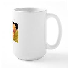 Sunflower pollen, SEM Mug