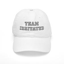Team IRRITATED Baseball Cap