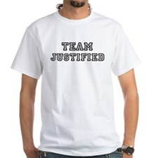 Team JUSTIFIED Shirt