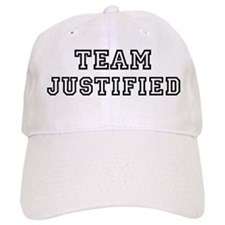 Team JUSTIFIED Baseball Cap