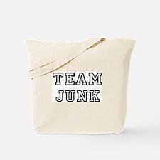 Team JUNK Tote Bag