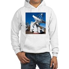 Submilllimeter Array telescopes, Hoodie Sweatshirt