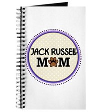 Jack Russell Dog Mom Journal