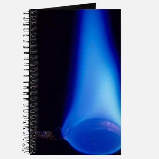 Sulphur burning Journal