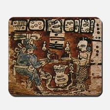 MAYAN COCOA CEREMONY Mousepad