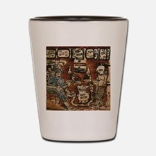 MAYAN COCOA CEREMONY Shot Glass
