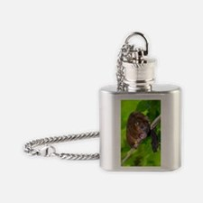 Sulawesi dwarf cuscus Flask Necklace