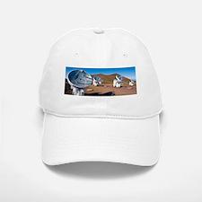 Submilllimeter Array telescopes, Hawaii Baseball Baseball Cap