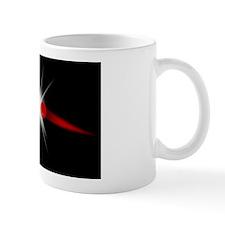 Subatomic collision Mug