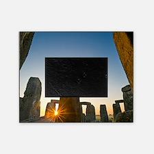 Stonehenge at sunrise Picture Frame