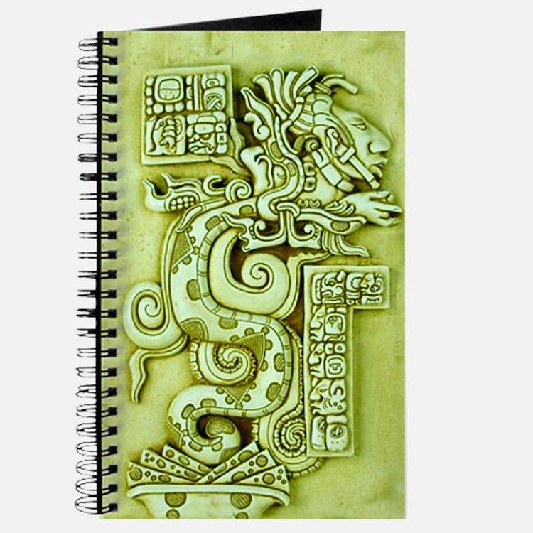 MAYAN SERPENT GOD Journal