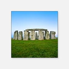 "Stonehenge Square Sticker 3"" x 3"""