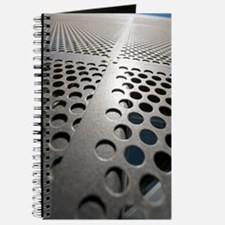 Steel facade of the IMAM building, Spain Journal