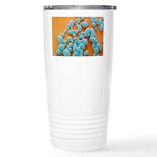 Starch grains from potato cells Travel Mug