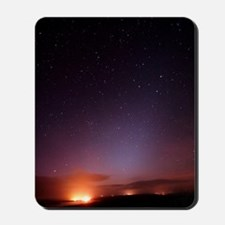Stars in a night sky Mousepad