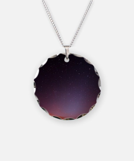 Stars in a night sky Necklace