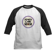 Japanese Chin Dog Mom Baseball Jersey