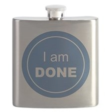 I am Done Flask