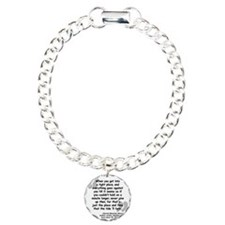 Stowe Never Quote Bracelet