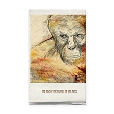 Planet of the apes Rectangle Car Magnet