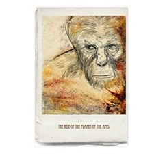 Planet of the apes Postcards (Package of 8)