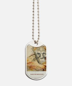 Planet of the apes Dog Tags