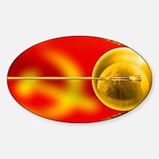 Sputnik 1, artwork Decal