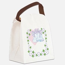WeddingA049 Canvas Lunch Bag