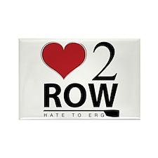 Love 2 Row Magnets