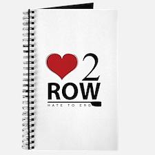 Love 2 Row Journal