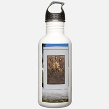 Space Shuttle Challeng Water Bottle