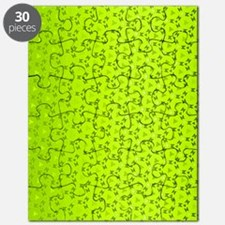 Lime Green Puzzle