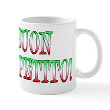 Buon Appetito Italian Apron Mug