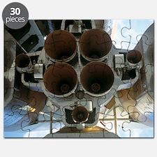 Soyuz A-2 rocket nozzles Puzzle